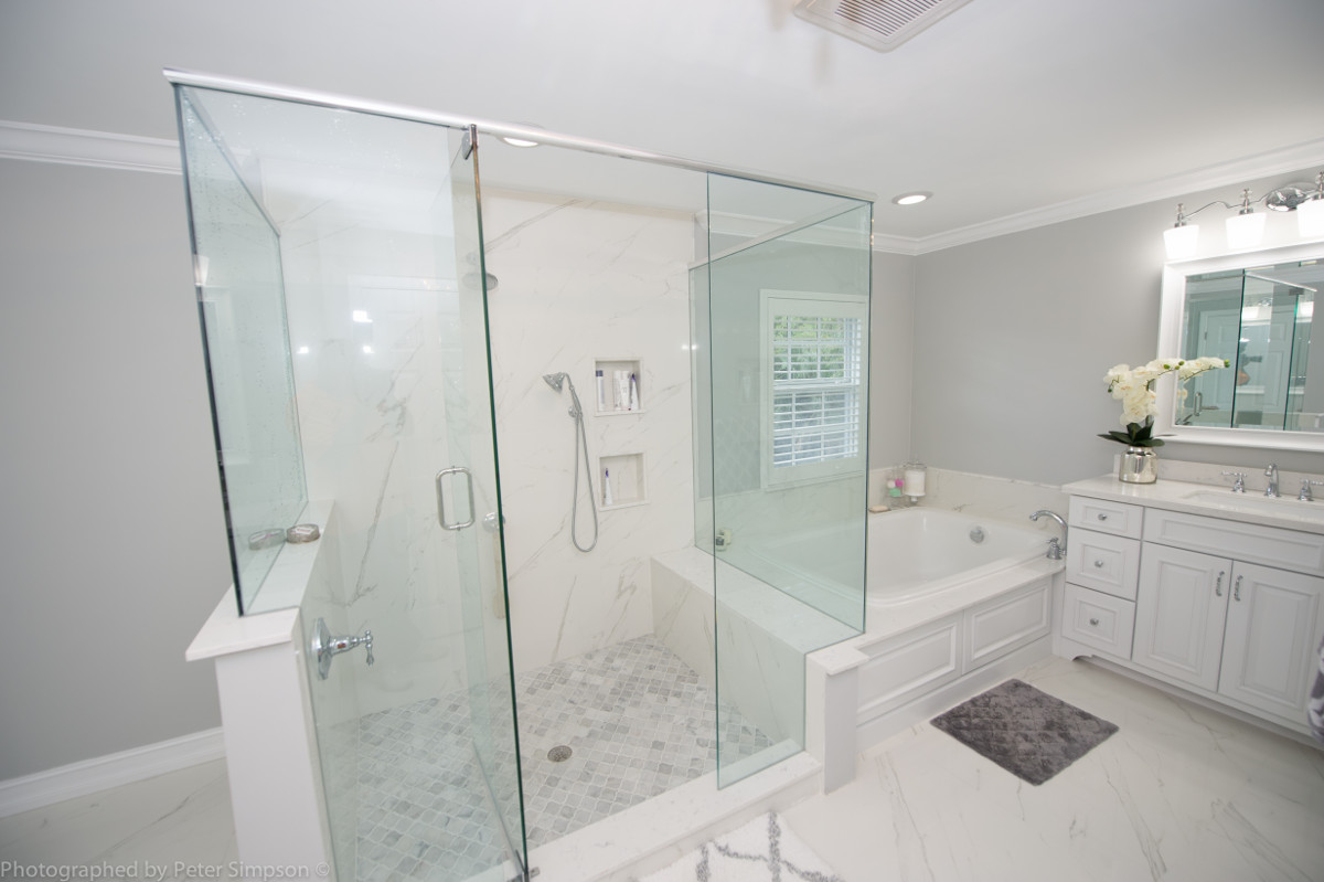 House To Home Starting With The Bathrooms JS Construction - Bathroom remodel broward county